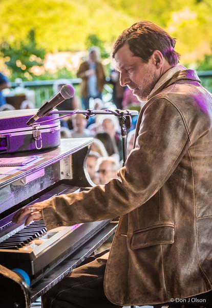 Brian Kopp, The Last Waltz Annual Summer Show at Como Pavilion