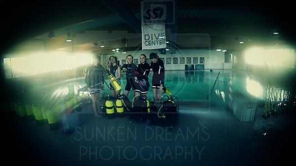 Sunken Dreams Belgium