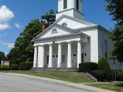 First Reformed Church - Walden