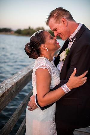 Todd + MoRaya's Wedding