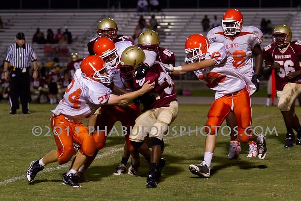 Boone JV Football #13- 2011