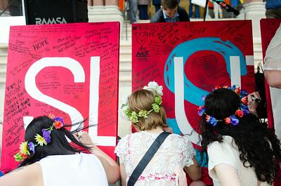 SlutWalk SLC 2013