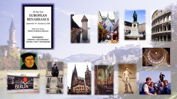 1996 Euro Renaissance Tour