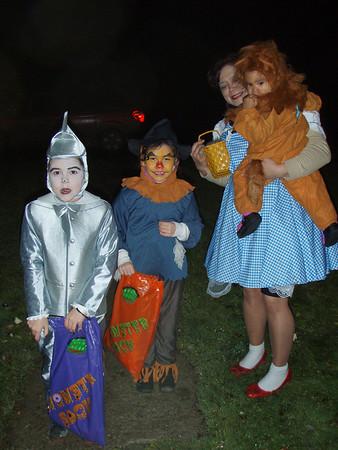 Hallowe'en Snapshots 2009