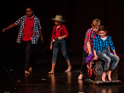 A Midsummer Night's Dream  -  Wynberg Boys' JS