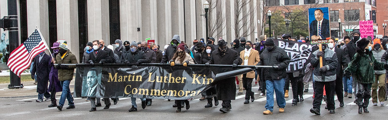MLK Commemoration 2021 January 18