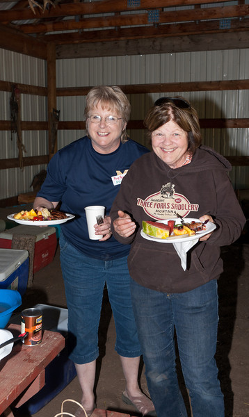Mary and Karen, the food really was that good!