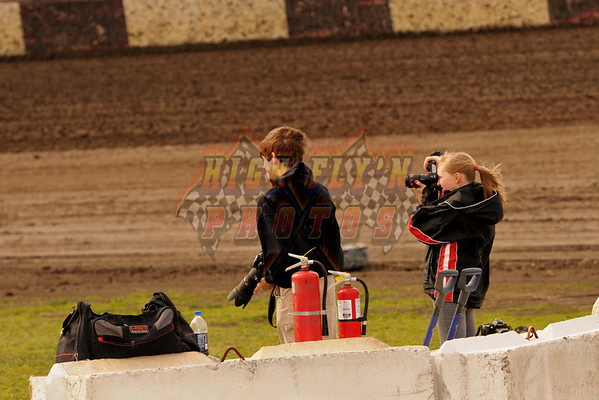 3-30-2014 Lakeside Speedway Weekly Race Dan Parkison Photography Photo Reflect