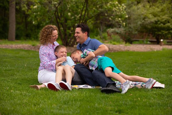 Meisinger Family 5-21