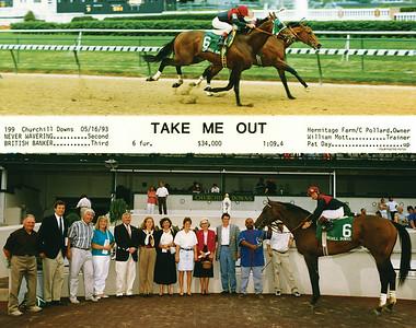 TAKE ME OUT - 5/16/1993