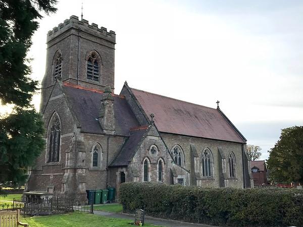 Holy Trinity, Bicton, Shropshire
