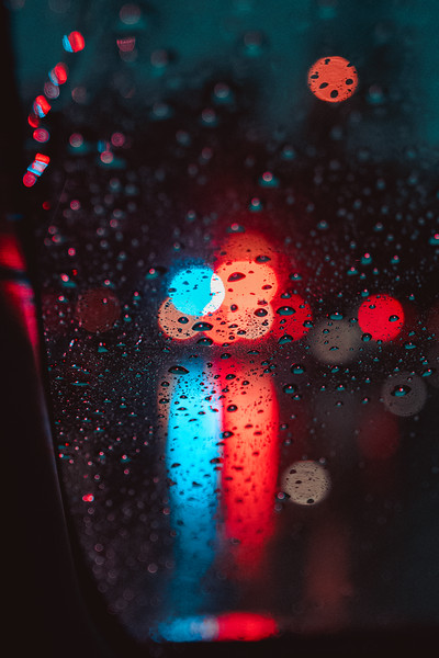 Morning Rain - April 30th