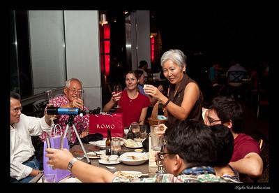 Kamehameha Toastmasters - Holiday Dinner 2009
