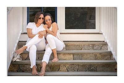 Cheryl & Jasmyn 36x24