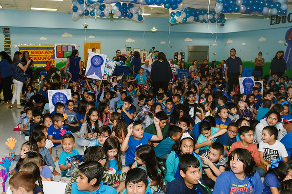 National Blue Ribbon School Announcement