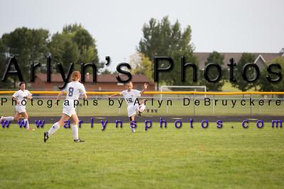Girls Soccer vs Rocori