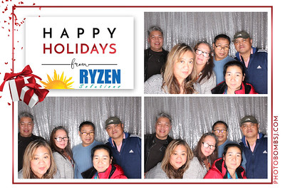 Ryzen Holiday Party 2019