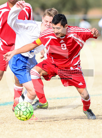 Soccer 2015 North vs Mesquite