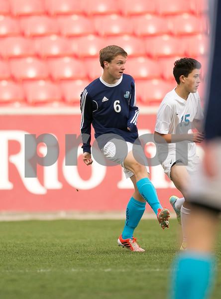 Juan Diego vs Sky View boys varsity soccer