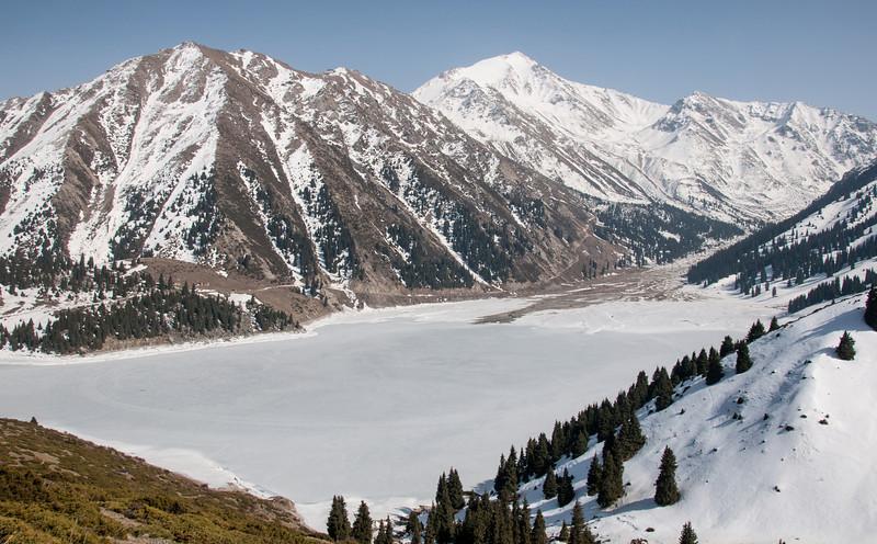 Almaty | Velké almatinské jezero