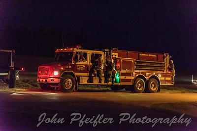 Nehawka Fire Training Lake Waconda