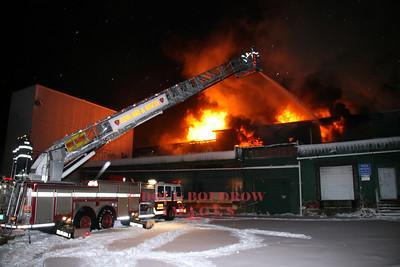 Lynn, MA - 2nd Alarm, 114 Brookline Street, 1-14-08