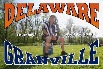 2012-04-19 Delaware at Granville (04-19-12)