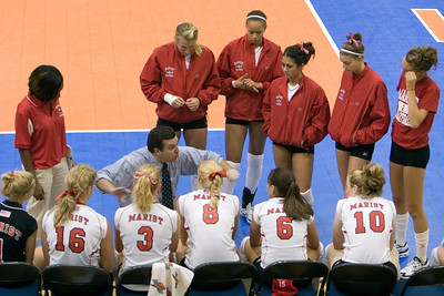 Marist College Volleyball vs. University of Texas - Pan American 08252007