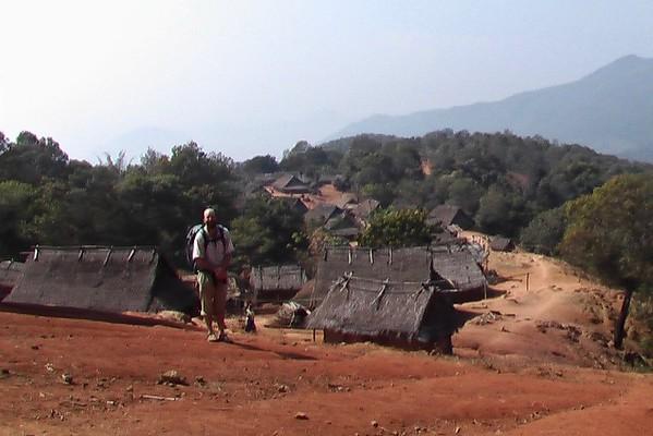 Hill Tribe Trek, Luang Prabang, Laos - December 2004