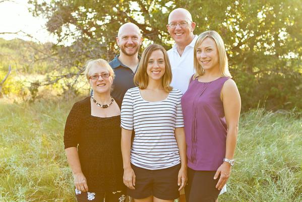 Hackbarth & Hlavin Family Photos - August 6, 2014