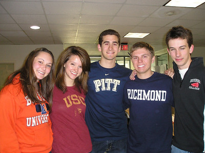2010 College T-shirt Day