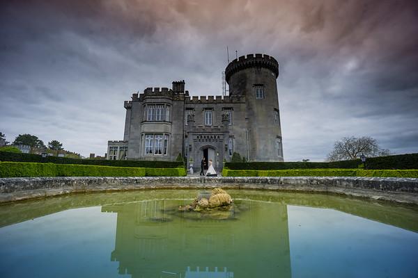 Sue & Gerry  Dromoland Castle