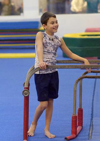 Gymnastics 2011-2012