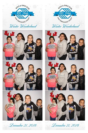 Boy and Girls Club of San Fernando Valley's Winter Wonderland