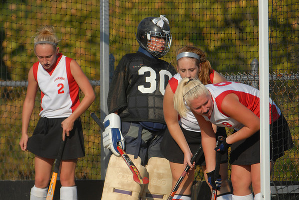 Walkersville Lions Varsity Field Hockey at Linganore Lancers