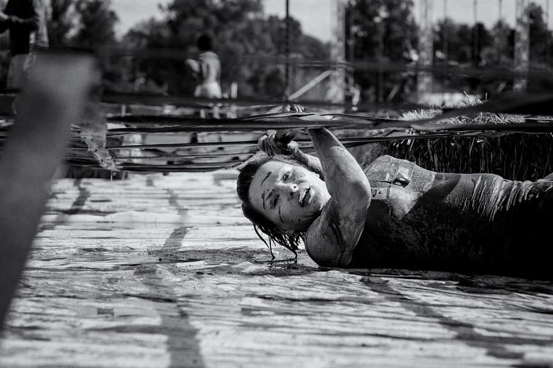 Gladiator run, Rose Bowl, Pasadena 2014