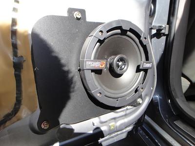 1998 Lexus GS300 Rear Speaker Installation - USA
