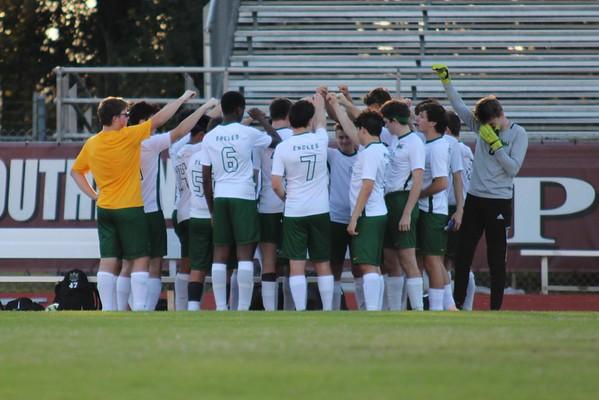 Boys Soccer (Pineville)