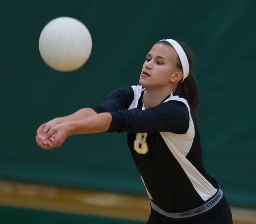 Grosse Pointe North, Volleyball, 9-20-11