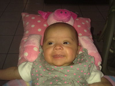 Ashley 2 a 11 meses