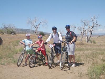 Cuyamaca Rancho State Park Bike Ride