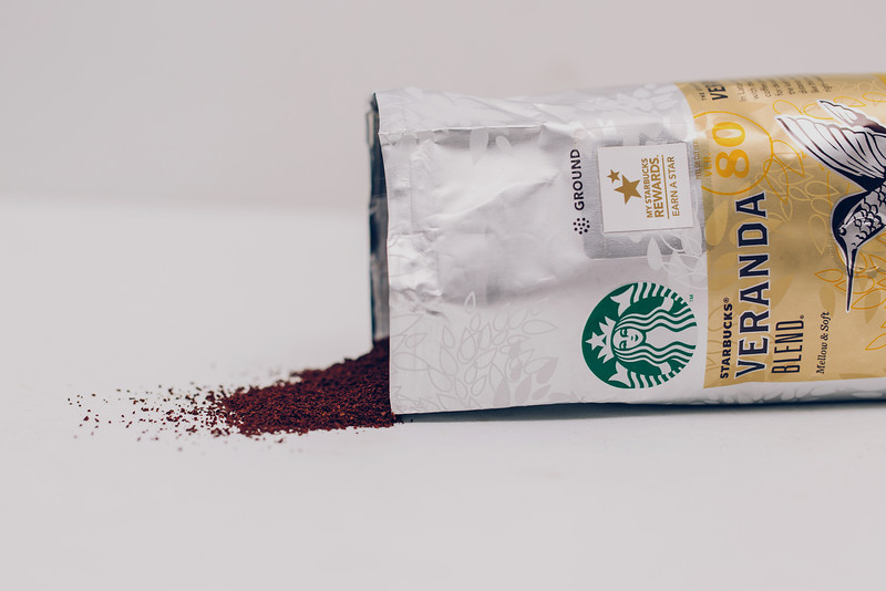 3.26.14 - BzzAgent: Starbucks Blonde Roast Veranda Coffee