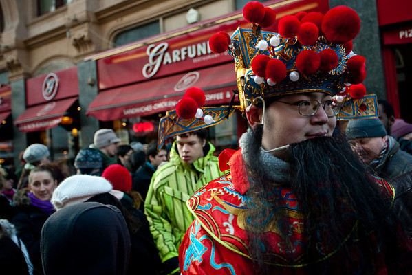 Chinese New Year 2009 Celebrations in London