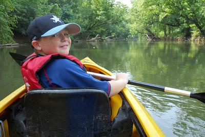 Kayaking (21 Aug 2010)