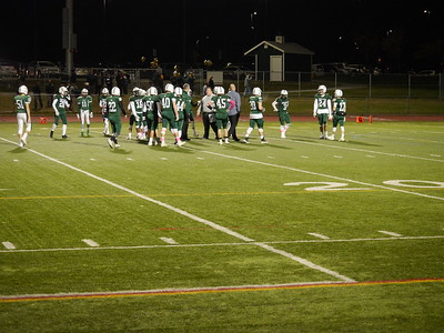 18-10-26. GHS Varsity Football v. Foran