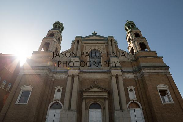 St. Stanislaus Catholic Church in Detroit