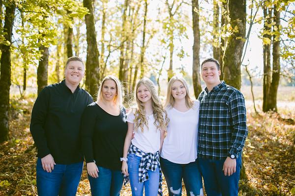 Hartman Family | Vancouver Pumpkin Patch