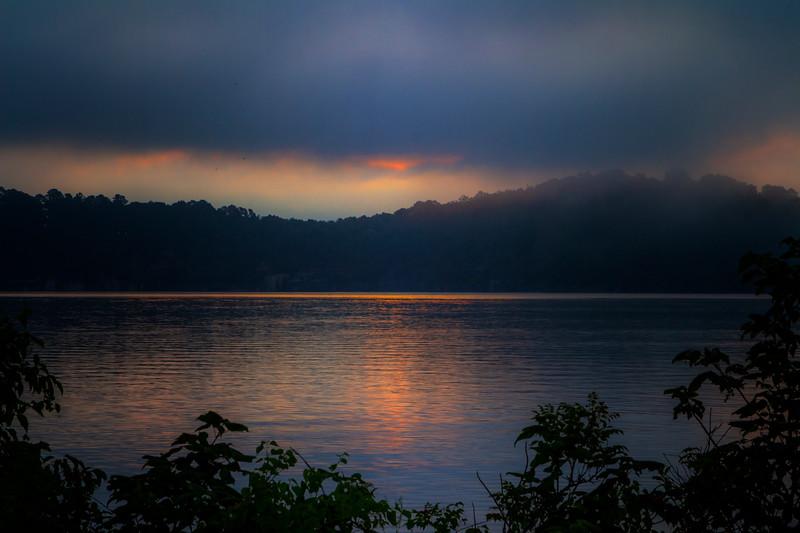 6.20.19 - Beaver Lake @ HWY 12 bridge