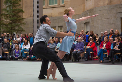 Dana Tai Soon Burgess Dance Company at the National Portrait Gallery