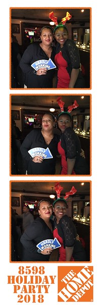 8598 Holiday Party (12/09/18)